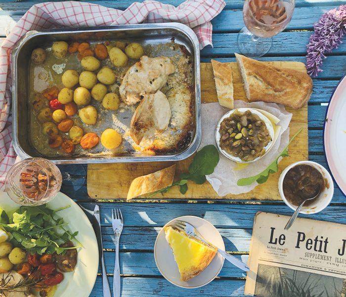 Ranskalainen ateria