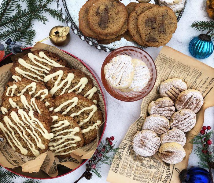 Pikkuleipiä joulun ajan tunnelmointiin